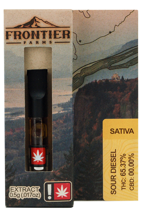 Home Page - Frontier Farms